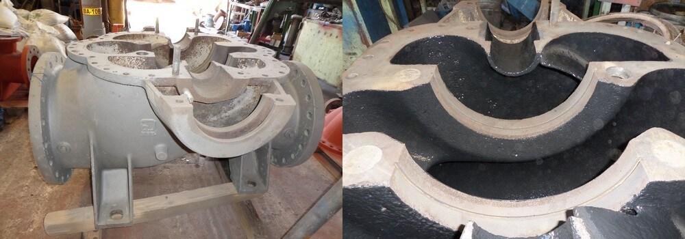Bombas Centrifugas Reparación y Mantenimiento – Vaelsa